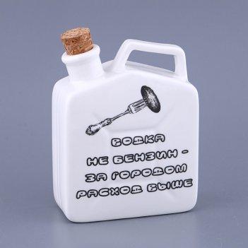 Сосуд для пищевых жидкостей объем 600 мл