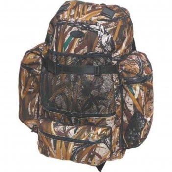 Рюкзак «лес», объём 50 л, цвет камыш