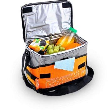 Изотермическая сумка холодильник ezetil kc extreme 6 orange