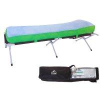 Матрас надувной с шезлонгом rest camping 190, 5х63,5х42 см