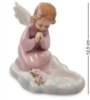 Cms-11/23 подсвечник ангелочек (pavone)