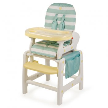 Blue oliver v2 стульчик для кормления возраст: от 6 месяцев