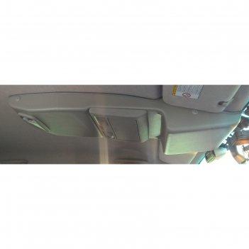 Консоль потолочная для установки р/c toyota hilux 2005-2014, без выреза по