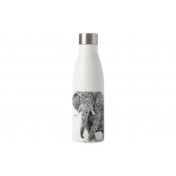 Термос-бутылка вакуумная африканский слон без инд.упаковки