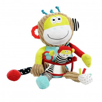Развивающая игрушка «обезьянка» dolce