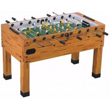 Настольный футбол (кикер) «champion» (140х74х86 см, светлый)