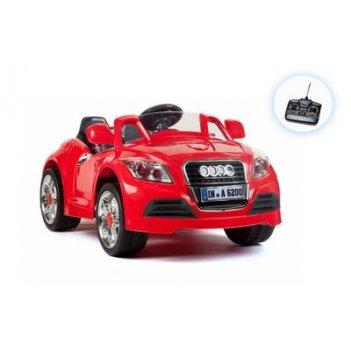 Электромобиль детский двухместный joy automatic b28a audi (12v)