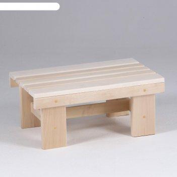 скамейки для бани