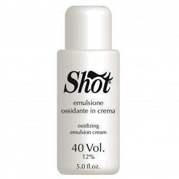 Окисляющая эмульсия 12 % shot кремовая, 150 мл