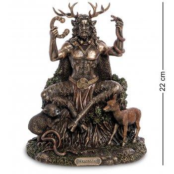 Ws-1017 статуэтка кернунн - лесной бог