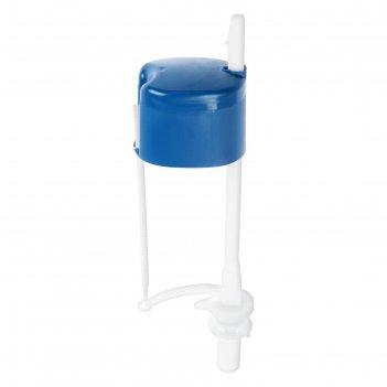 Клапан заливной для смывного бачка уклад кн 57, нижний, пластиковый