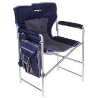 Кресло складное 2 синий кс2