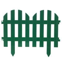 Забор декоративный для огорода