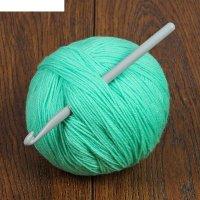 Крючок для вязания, d=7,5мм, 15см