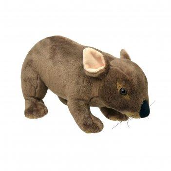 Мягкая игрушка «вомбат» 20 см