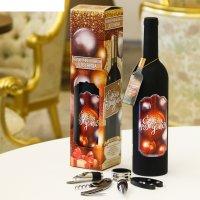 Подарочный набор для вина с днем рождения