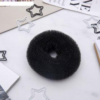 Валик для волос (чёрный)