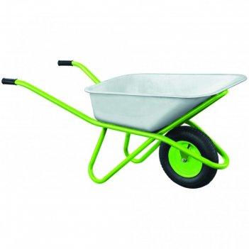 Тачка садово-строительная, грузоподъемность 170 кг, обьем 90 л