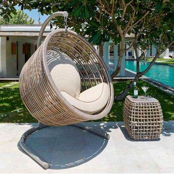 Подвесное кресло skyline design mercy, садовая мебель
