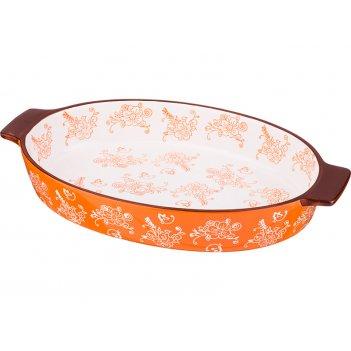 Блюдо для запекания 37*22 см. высота=5 см. (кор=8шт.)