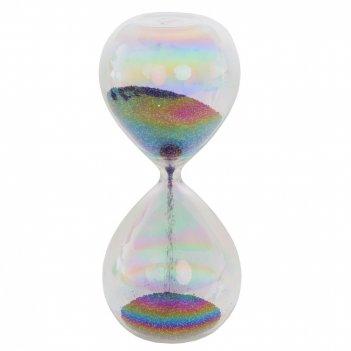 Часы песочные (1 мин 30 сек), l8 w8 h20 см