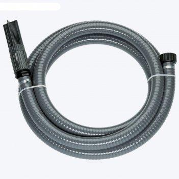 Шланг заборный с фильтром 25 мм (1), 7 м