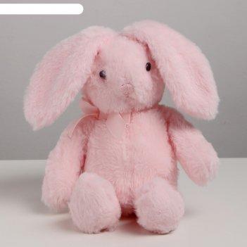 Мягкая игрушка «зайка», цвета микс