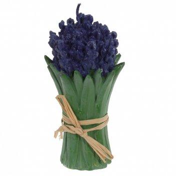 Свеча цветы, l6 w6 h12 см