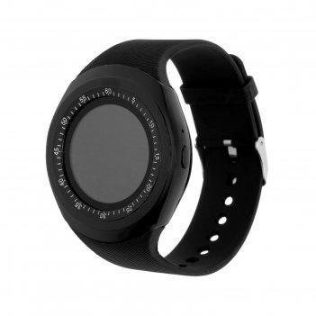 Смарт-часы luazon ws-10, цветной дисплей 1.5, чёрные