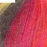 Пряжа angora real 40 batik 60% акрил, 40% шерсть 480м/100гр (4834)