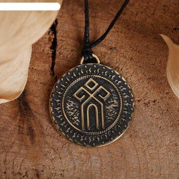 Славянский оберег из ювелирной бронзы чур