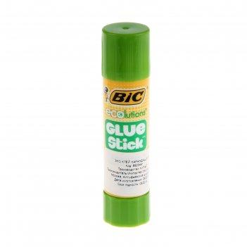 Клей-карандаш bic ecolutions 8г