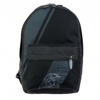 Рюкзак молодёжный с эргономичной спинкой, calligrata, 38 х 28 х 19, «тачка