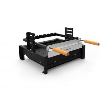 Гриль-вставка grillver inbrick 505 air для сада