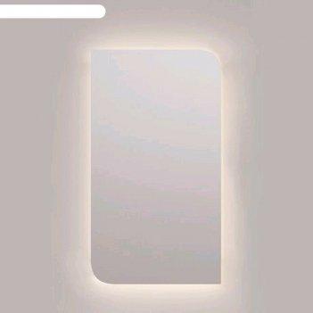 Зеркало garda 03r, 900х500 мм, с led подсветкой