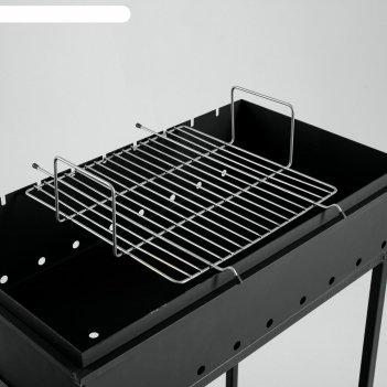 Решетка венская, нержавейка 30 х 30 см