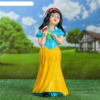 Садовая фигура красавица
