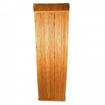Корзина прямоугольная коричневая высокая №2