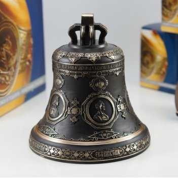 Колокол 3кг исаакиевский собор в г.санкт-петербург копия благовеста 16 тон