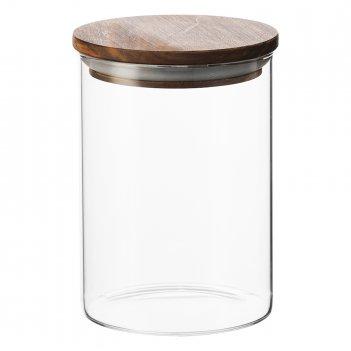 Контейнер для хранения 0,75 л стеклянный
