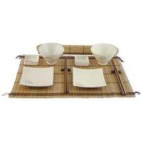 Набор для риса и суши светлые лучи