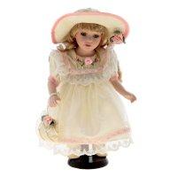 Кукла коллекционная есения с сумочкой
