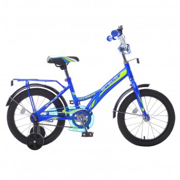 Велосипед 16 stels talisman, z010, цвет синий
