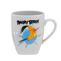 Набор посуды angry birds. чак, 3 предмета: кружка 250 мл, салатник d=13 см