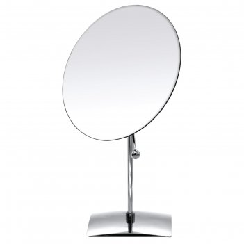 Зеркало косметическое gamora, 5х, шарнир, цвет хром