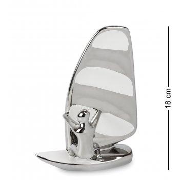 Os-35 статуэтка виндсерфинг a (art ceramic)
