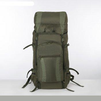Рюкзак тур таймтур 3, 100л, 36*22*100, отд на шнурке, н/карман, 2 бок сетк