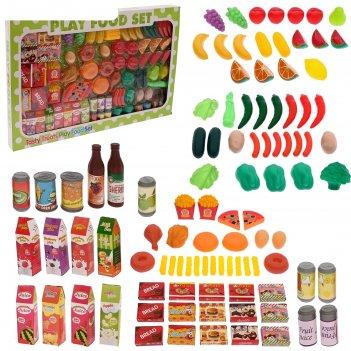 Набор продуктов «продуктовый микс», 100 предметов