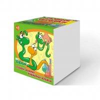 Набор для опытов good fun gf002g цветные полимерные червяки зеленый