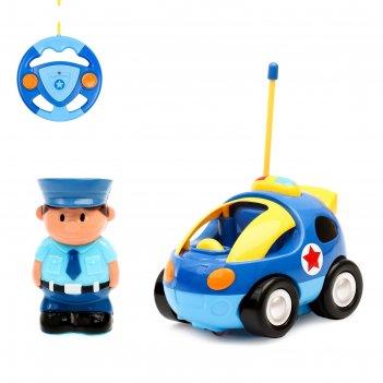 Машина радиоуправляемая «полиция», световые и звуковые эффекты, работает о